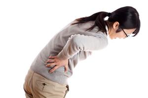 ギックリ腰の原因